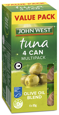 Chunk Style Tuna in Olive Oil Blend Multipack 4 x 95g.jpg