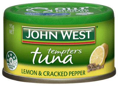 John West Tuna Tempters Lemon Cracked Pepper 95g.jpg